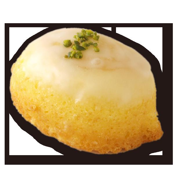 れもんケーキ